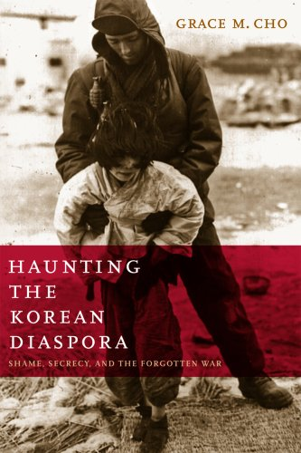 Haunting the Korean Diaspora book cover