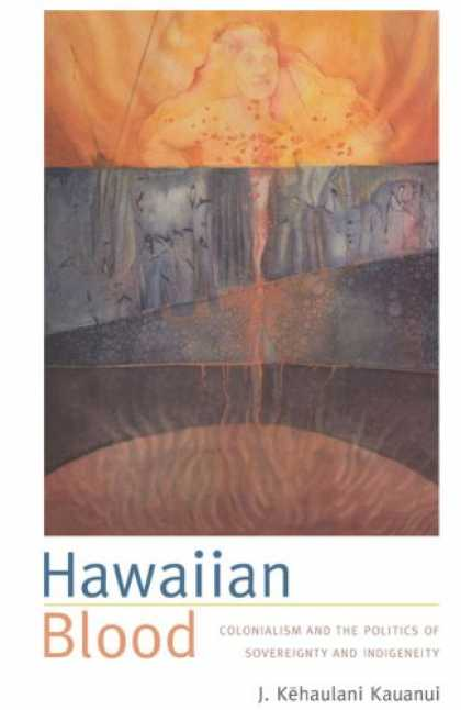 Hawaiian Blood book cover