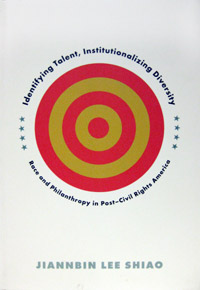 Identifying Talent, Institutionalizing Diversity book cover
