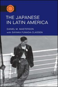The Japanese in Latin America book cover