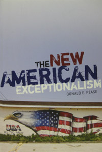 The New American Exceptionalism book cover