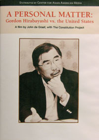 A Personal Matter: Gordon Hirabayashi vs. the United States