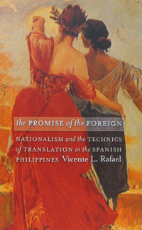 The Promise of the Foreign book cover