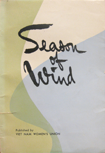 Season of Wind book cover