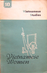 Vietnamese Studies: No. 10 - Vietnamese Women book cover