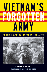 Vietnam's Forgotten Army book cover
