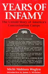 Years of Infamy book cover