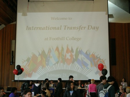 transfer  day welcome