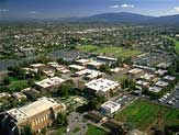 De Anza College Bird View