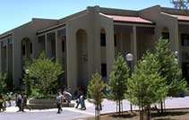 De Anza College Building