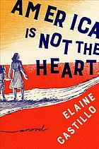 image of book cover for america is not the heart