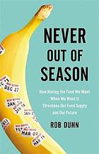 book cover of Never Out of Season