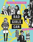 Book cover of Rad Girls Can