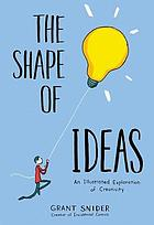 image of book cover for the shape of ideas