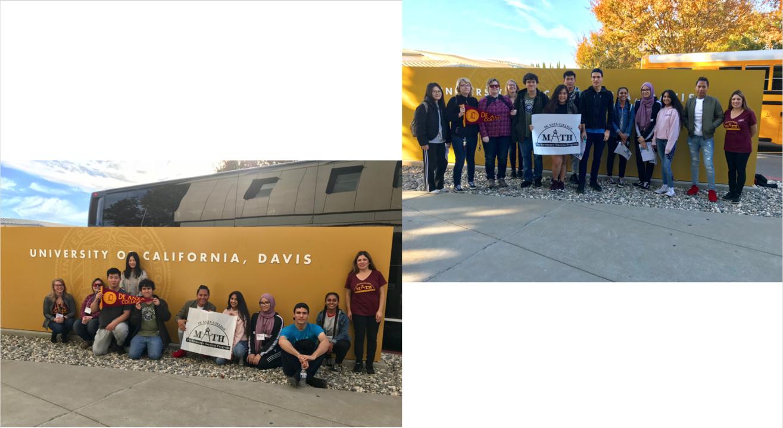 STEM Uc Davis Campus Tour