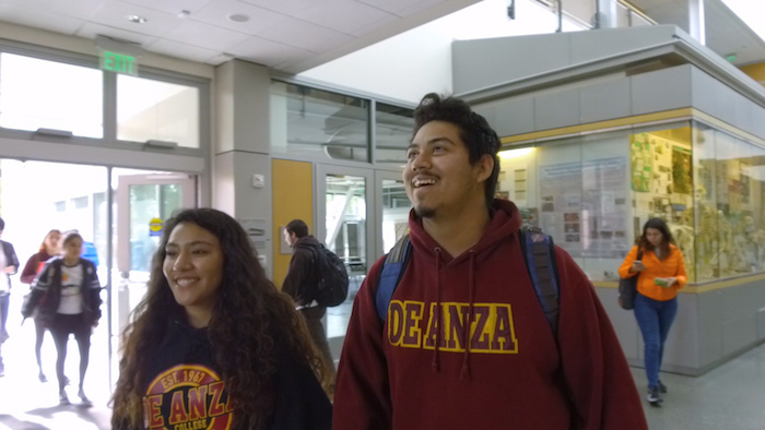 De Anza won first-place awards for its redesigned website, campus video tour and a related social media campaign, in a competition with other communications professionals at California's community colleges.