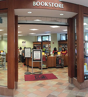 Entrance to Bookstore in RSS Building