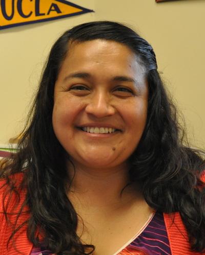 Monica Ganesh, counselor