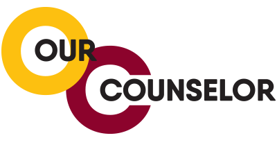 our counselor logo