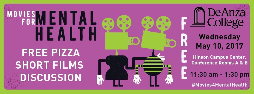 Movies for Mental Health May 10