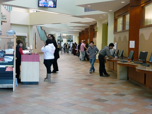 Inside Registration and Community Services