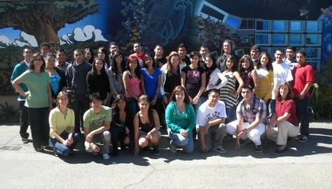class portrait puente students and teachers 2010