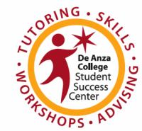 De Anza College Student Success Center Logo