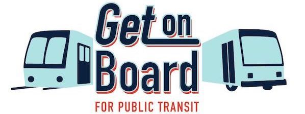 Get on Board logo