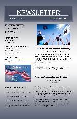 Veteran Services newsletter