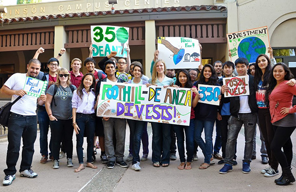 divestment group