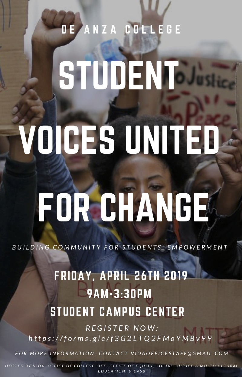 Student voices united for change