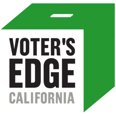 Voter's Edge logo